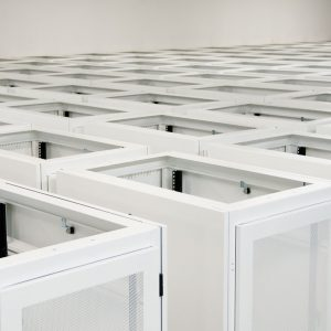 White Cabinets Stock by Great Lakes
